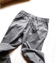 H&M trousers duboki struk