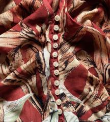 Providna cvetna bluza New York & Company