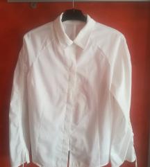 Ženska bela košulja 40