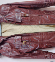 Kozna jakna prava Cotton