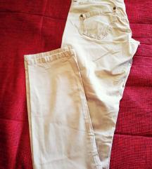 Bež letnje pantalone