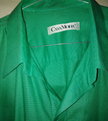 Zelena muška košulja 2/3XL