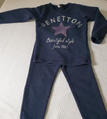 Benetton komplet Trenerka