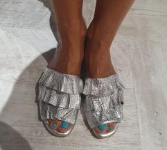 Papuce kozne nove