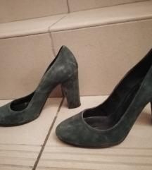 Zelene antilopske cipele