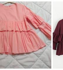 Roze bluza SNIZENA