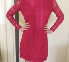 Prodajem crvenu haljinu
