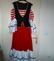 Spanski kostim za flamenko NOVO