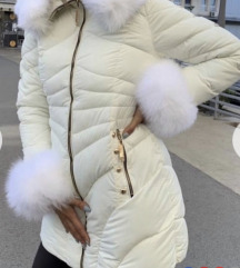 Zimska jakna pravo krzno