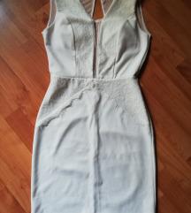 Jednom obucena bela svecana haljina