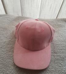 Bebi roze kacket