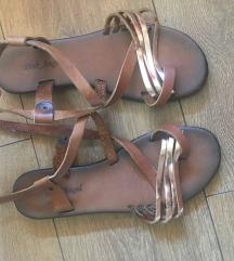 Sandale cista koza