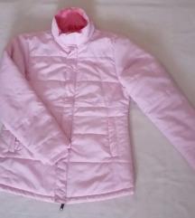 PUMA original prelepa roza jakna,S/M,vidi mere.