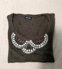 SNIŽENO 500din / Majica sa kristalima