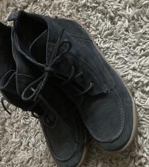 Jesenje teget cipele