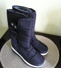 Čizme-Nove-crne