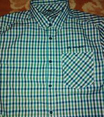 Muška karirana košulja Vaude XL