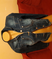 Reactiv jeans teksas jakna