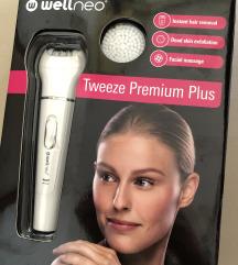 NOVO depilator/masazer lica