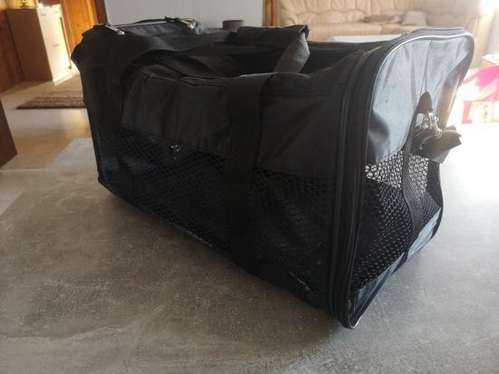 Putna torba za kucnog ljubimca
