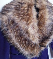 SNIŽENO! Nov ljubičasti kaput Tiffany production