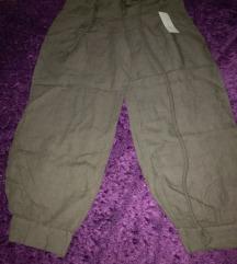 Letnje lanene pantalone