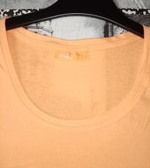 NOVA neon narandžasta, pamuk majica