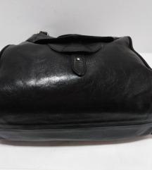BOS company kožna torba 100%koža 30x30