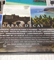 Urban Decay Born to run paleta