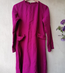 Midi vintage haljina XL/XXL