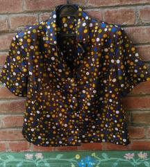 Unikatna Vintage, jaknica, bluza vel. M/L