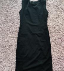 Poslovna crna haljina NOVO