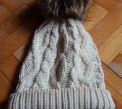 Zimska kapa sa krznom