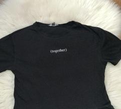 🎀Crna majica sa čipkom/TALLY WEILY🎀