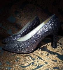 Šljokičave italijanske cipele