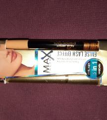 Max Factor 3u1 maskara, eyeliner i olovka