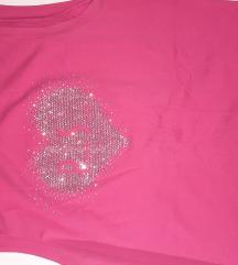 PS pink majica