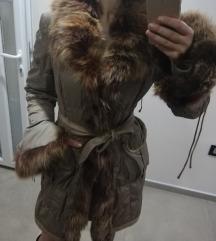 Italijanska jakna sa krznom