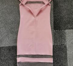 Puder roze haljina 🌸