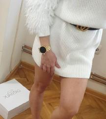 Brutalna bela haljina