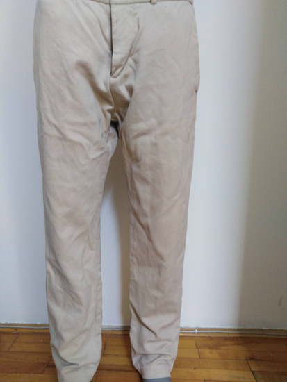 ESPRIT pantalone od brušenog pamuka 42