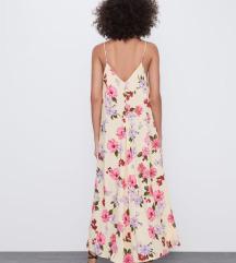Zara haljina od viskoze
