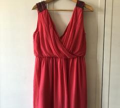 Crvena haljina - Zara - Sniženo!