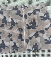 Army suknja snizena sa 700