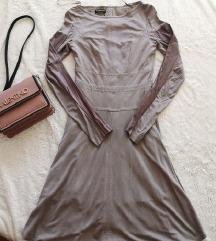 Krem/bež Blacky Berlin haljina ORIGINAL