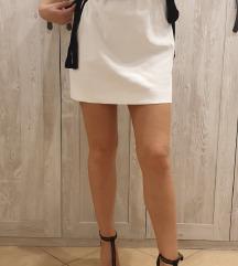 Bela ZARA haljina