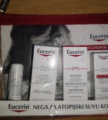 Novo ne otpakovano eucerin set