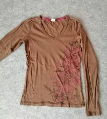 TIMEOUT majica dugih rukava sa printom
