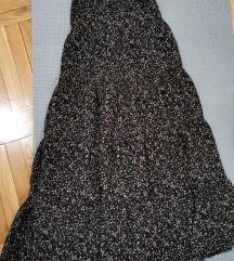 Reserved duga suknja