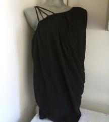 Crna italijanska tunika minic S/M